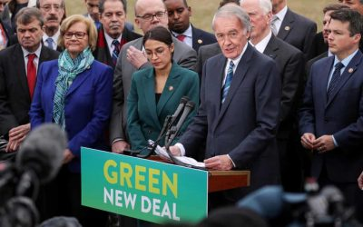 A Green New Deal is fiscally responsible