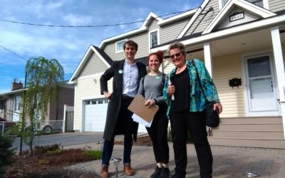 May 18 – Foot Canvass in Centretown