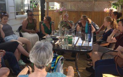 Sept 8 – *Fall Kickoff* ALL VOLUNTEER DINNER, TRAINING & MEETING