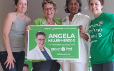 Sept 30 – Campaign Office Grand Opening!